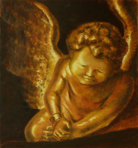 """Terugblik Lezersaanbieding De GELDERLANDER 2011 """"De engel van Rembrandt"""""""